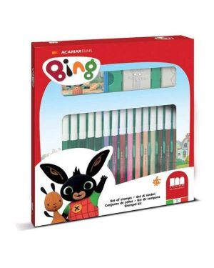 18 pennarelli - bing Multiprint 69873B 8009233869875 69873B
