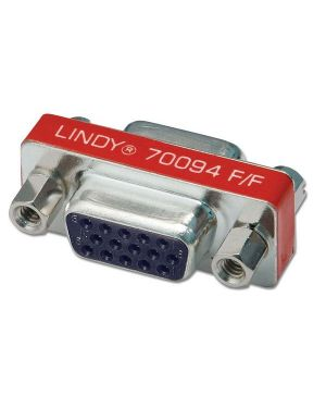 Mini-adatt. 15 poli hd f f Lindy 70094 4002888700948 70094