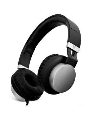 CUFFIE PREMIUM CON MICROFONO HA601-3EP by V7 - Audio