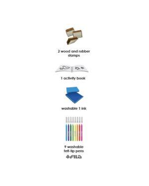 9 pennarelli - super mario bros Multiprint 11049B 8009233211049 11049B