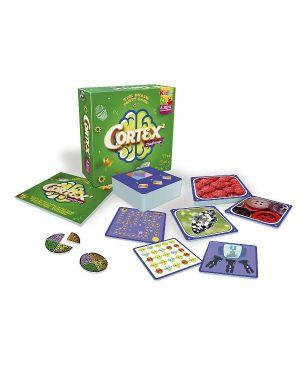 Cortex  challenge kids verde Asmodee 8934 3770004936137 8934