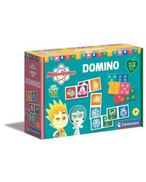 Meteo heroes - domino Clementoni 16346A 8005125163465 16346A
