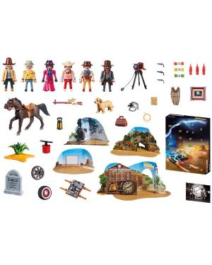 Ca  back to the future parte iii PlayMobil 70576A 4008789705761 70576A