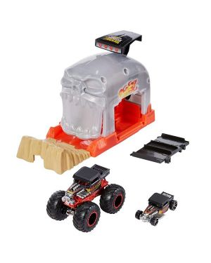 Hw mt garage lanciatore asst Hot Wheels GKY01 887961833638 GKY01