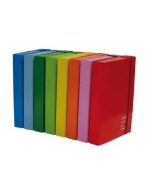 Cart. elast piatto d.5 verde chiaro Brefiocart 0221305VC  0221305VC