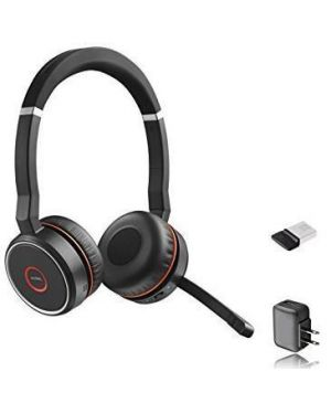 Jabra evolve 75 stereo uc GN AUDIO - BUSINESS 7599-838-109 5706991020090 7599-838-109 by No