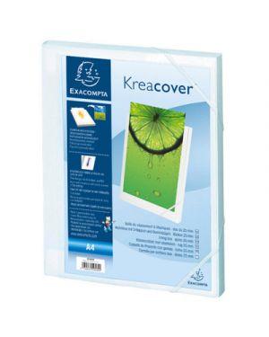 Portaprogetti ppl 24x32 kreacover dorso cm.2,5 personalizzabile EXACOMPTA 59589 3130630595892 59589