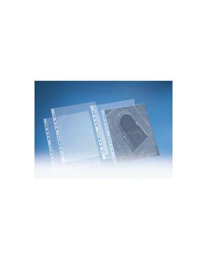 Busta ppl foratura universale 21x29,7 - 10  antiriflesso pz.50 FAVORIT 100460024 8004157507537 100460024
