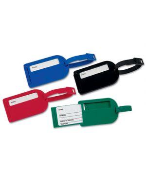 Targhetta portanome in abs per valigie NIJI 7073 8002787070735 7073