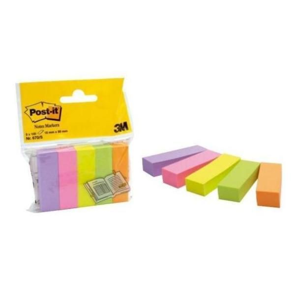 Post it segnapagina 670 5 - 670 5 11303 by Post-it