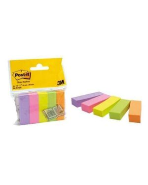 Post-it segnapagina carta 670-5 mm.15 note makers pz.5 colori classici POST-IT 11303 3134375317160 11303
