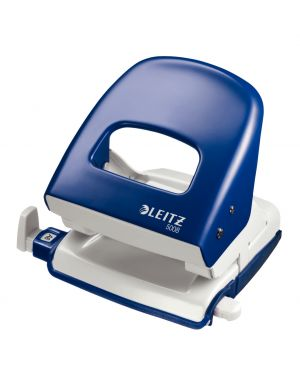 Perforatore 2 fori 5008 blu max 30fg leitz 5008-00-35 by Leitz