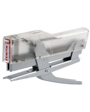 Cucitrice zenith 590 trasparente/alluminio 205901047