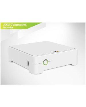 Companion rec 8ch 4tb (solo sw comp Axis 0893-002 7331021055148 0893-002