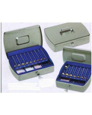 Cassetta metallo c - portamonete Lebez 98 8007509000984 98 by Lebez