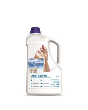 crema di sapone luxor 5kg Sanitec 1021-S  1021-S