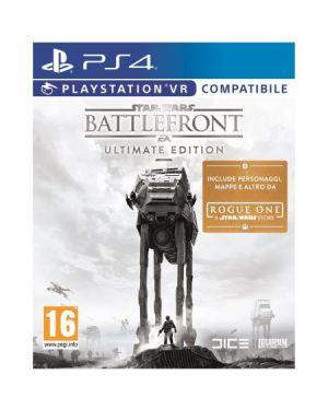 PS4 STAR WARS BATTLEFRONT ULT ED 1041047 by No