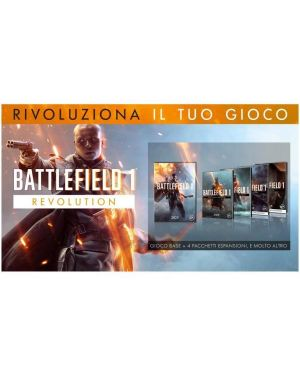 PS4 BF1 REVOLUTION 1051914 by No