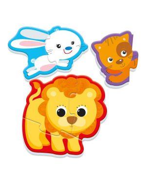 Sapientino baby - amici animali Clementoni 11965 8005125119653 11965