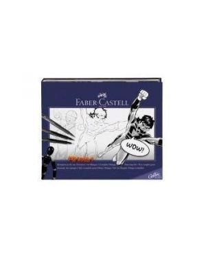 Manga starter set Faber Castell 167136 4005401671367 167136 by No