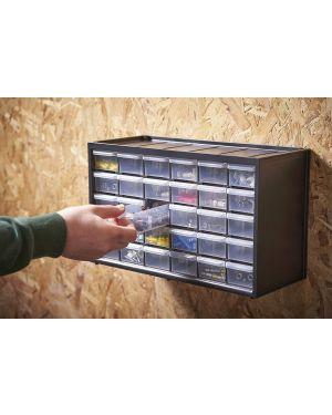 Cassettiera a 30 cassetti piccoli - Stanley - Cod. 1-93-980 3253561939808 1-93-980