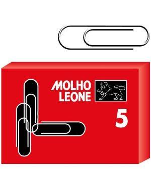 X100fermagli zincati nr5 Molho Leone 21105S  21105S