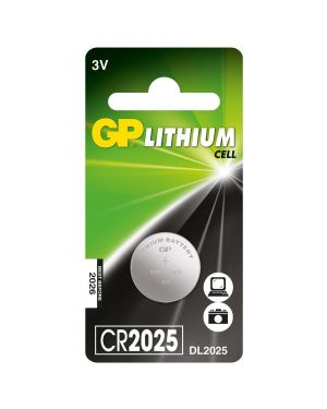 Gp cr 2025 c1 bottone GP Battery 2183 4891199003714 2183