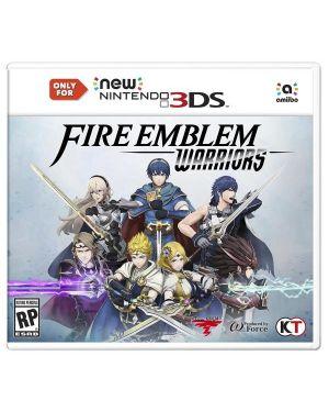 3DS FIRE EMBLEM WARRIORS 2237649 by No