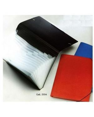 P - documenti a4 pp 13 scomp.ti blu Lebez 2554-BL 8007509255445 2554-BL by Lebez