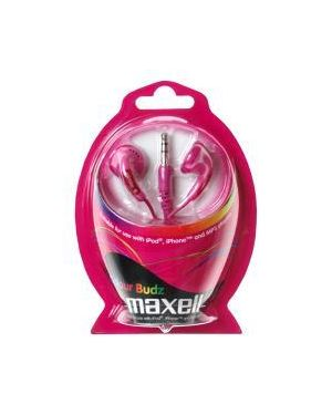 Auricolari color buds pink        f Maxell 303358 4902580719173 303358 by No