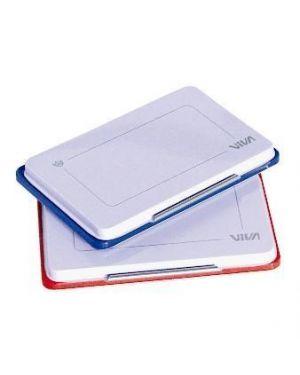 Cuscinetto inchiostrato blu 110x70 Viva 348B 8014035003419 348B