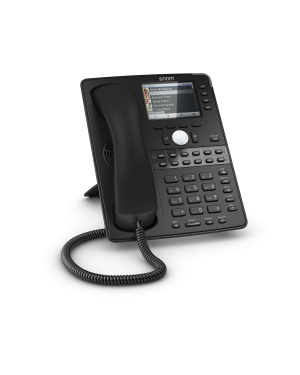 Telefono snom d765 w - o ps black Snom 3917 4260059581714 3917 by No