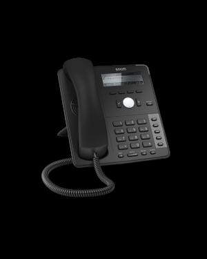 TELEFONO SNOM D715 W/O PS BLACK 4039 by No