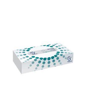 Fazzoletti-veline per il viso 2 veli dissolvetech pz.100 PAPERNET 411173 8024929211738 411173 by Papernet