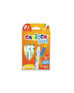 pennarello marker ass.ti Carioca 42813C 8003511428136 42813C