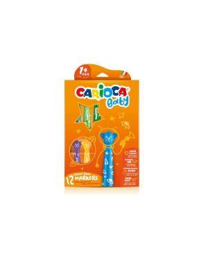 pennarello teddy marker bear Carioca 42816C 8003511428167 42816C