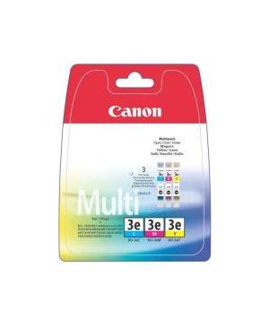 Bci-3e pack da 3 serbatoi c - m - y Canon 4480A265 8714574971322 4480A265