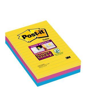 Bloc post-it supstic 4690-ss3rio Post-it 5105A 51141998848 5105A