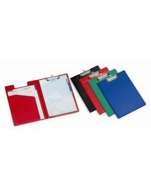 Portablocco pvc a4 rosso Lebez 5170-R 8002787517025 5170-R by No