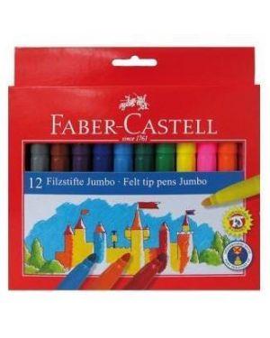 pennarelli jumbo il castello Faber Castell 554312 8591272000697 554312