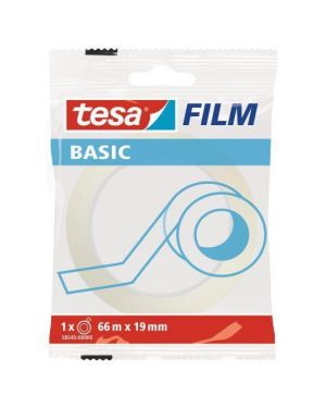 Tesabasic 19x33m in flawpack Tesa 58544-00000-00 4042448262325 58544-00000-00