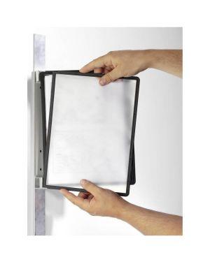 Leggio vario magnet wall 5 pannelli durable 5914-01 4005546506517 5914-01