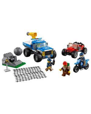 Duello fuori strada Lego 60172 5702016077537 60172 by Lego