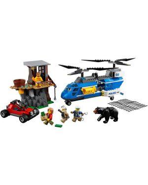 Arresto in montagna Lego 60173 5702016077544 60173 by Lego