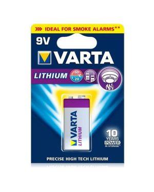 9v litio            conf.da 1 Varta 6122301401 4008496675265 6122301401