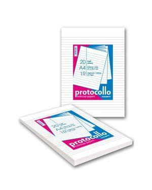 fogli protocollo 60 gr. 0b Blasetti 6500A 8007758165007 6500A by Blasetti