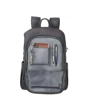 Nx-canvas backpack 15.6  grey Rivacase 7560GY 6901820075602 7560GY by No