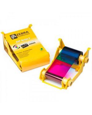 Ribbon 6 pannelli 230 stampe zxp3 s 800033-348