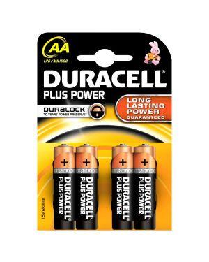 duracell plus power stilo aa b4 Duracell 81288304 5000394017641 81288304