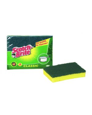 Pack 2 spugne strofinetto scotch brite® a12 91696 8410001134710 91696 by No